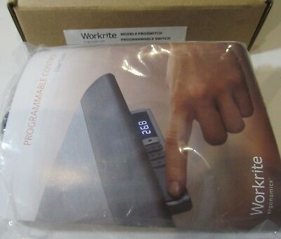 New Workrite Ergonomic Desk Proswitch Programmable Switch/ Controller Sierra
