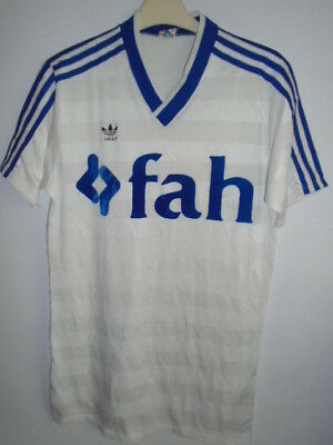Vintage Adidas Football shirt Large  Made in West Germany
