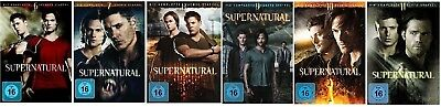 Supernatural Staffel 6-11 (6+7+8+9+10+11) DVD Set NEU OVP