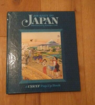 A Journey to Japan Pop Up Book