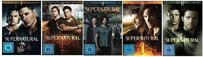 Supernatural Staffel 7-11 (7+8+9+10+11) DVD Set NEU OVP