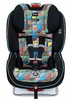Britax Boulevard Clicktight Convertible Car Seat Child Safety Vector NEW 2018