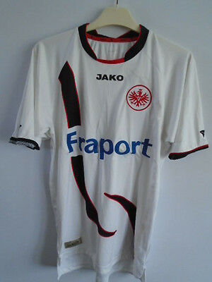 Eintracht Frankfurt 2008 2009  away shirt Small number 18