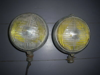ancienne paire  phare MARCHAL  670-680