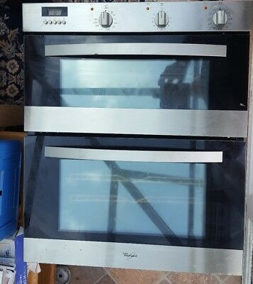 Whirlpool oven hob and Elica extractor