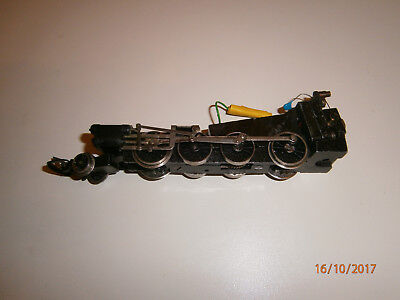Wrenn/Hornby Dublo 8F 2 rail loco chassis ringfield type runner or for spares
