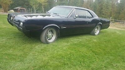 1967 Oldsmobile Cutlass Cutlass 1967 Oldsmobile Cutlass