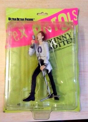 Sex Pistols Johnny Rotten Medicom Figure Rebel RARE Christmas 70s 80s PUNK ROCK
