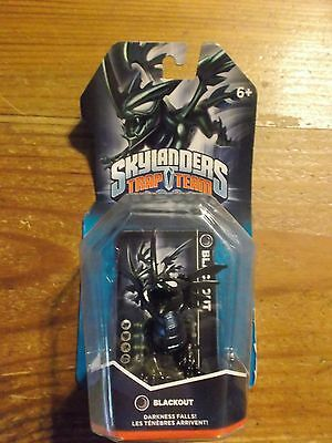 Skylanders Trap Team  * Blackout  * Sealed * 5 Day Auction * Rare *