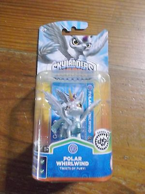 Skylanders Giants * Polar Whirlwind  * Sealed * 5 Day *rare*