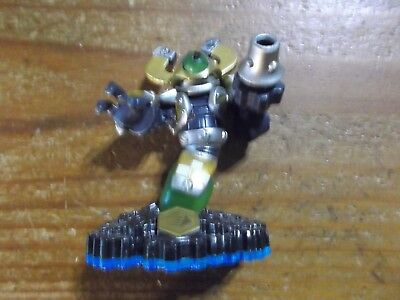 Skylanders * Swap Force * Nitro Magna Charge * Figure Only *used*5 Day*rare*