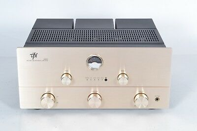 VPI 299D Vacuum Tube Integrated Amplifier w/MM Phono Stage EL34 KT88 Made in USA
