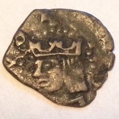 Christopher Columbus era ? PIRATE COIN Old Ship Wreck Treasure Chest Spanish US