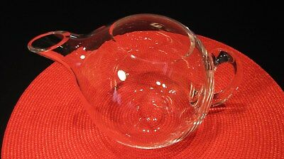 Orrefors Mingus Martini Pitcher Crystal Clear - Nice !