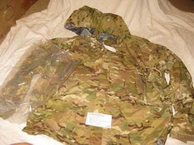 Multicam Gen Iii Ecwcs Jacket Level 6 Cold/wet Weather Large Long Nwt 2856