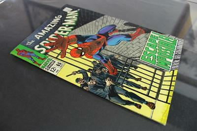Amazing Spider-Man #65 -HIGHER GRADE- Marvel 1968 - Check out our Comic Books!!!