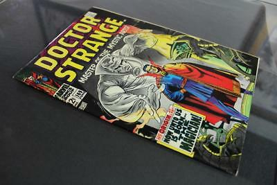 Doctor Strange #169 -HIGHER GRADE- Marvel 1968 - ORIGIN of Dr. Strange!!!