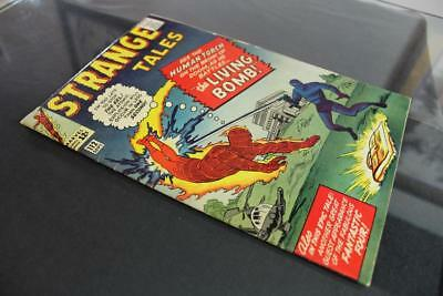 Strange Tales #112 MARVEL 1963 - Human Torch - 1st App of Eel - Check our Comics