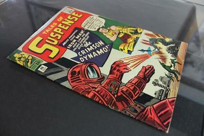 Tales of Suspense #46 MARVEL 1963 - Iron Man - 1st App of Crimson Dynamo!!!