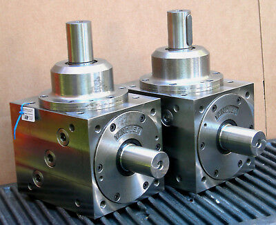 NEW Tandler DieQua right angle speed reducer gearbox C1-I- 2:1 ratio 55mm shaft
