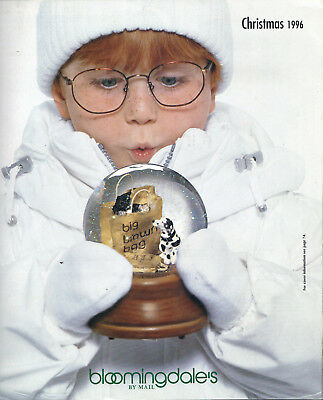 1996 Bloomingdale's Christmas Catalog