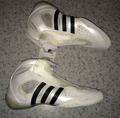 New Adidas Beijing Wrestling Shoes. Sold out. Rare 7.5.