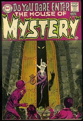 House of Mystery #174 VF   Mystery Format Begins