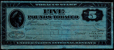 Tobacco - TF308, 5 pounds, series 1911