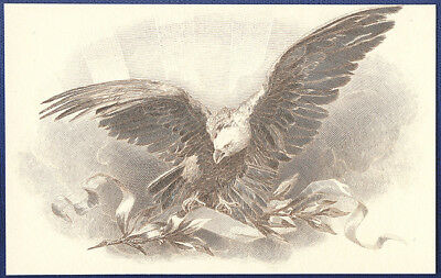 AMERICAN BANK NOTE Co. ENGRAVING: EAGLE