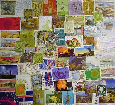 Iceland 410 Different Used