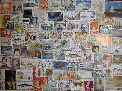 Greenland 250 Different Used