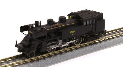 Rokuhan T019-6 Z Scale Steam Locomotive Type C11 Number 254 Montetsu *PRE ORDER*