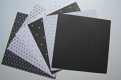 designerpapier scrapbooking motivpapier bastelpapier 6 x 6 inc 15 x 15 cm neu eur 2 20. Black Bedroom Furniture Sets. Home Design Ideas
