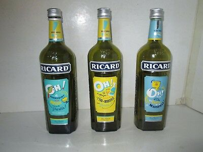 bouteilles RICARD