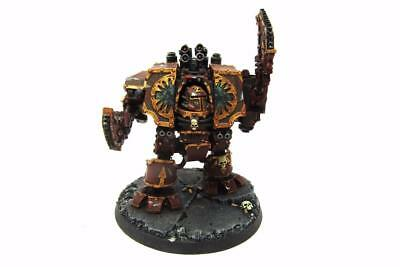 Warhammer 40k Chaos Space Marines Forgeworld World Eaters Dreadnought (w5757)