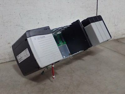 Allen Bradley 1756-Pa75 Power Supply With 1756-A10 Expansion Rack