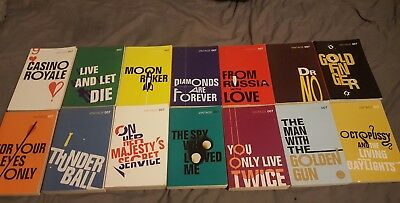 James Bond Novel Collection