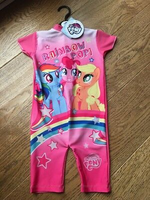 BNWT My Little Pony Swimsuit in age 18 - 24 months