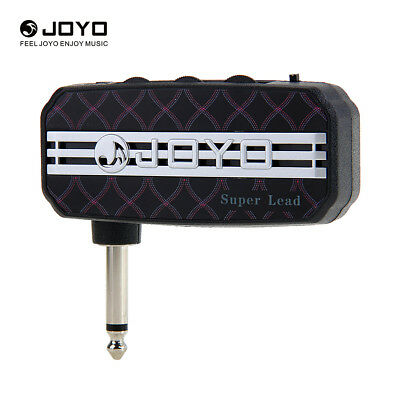 Joyo JA-03 Mini Electric Guitar Amplifier Pocket 3.5MM Amp MP3 Input Headphone