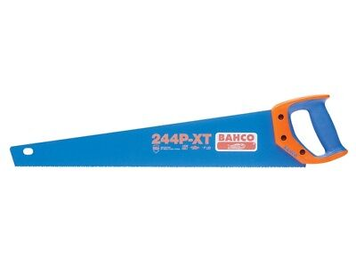 BAHCO 244P-22-XT Blue XT Handsaw 22in 9 tpi NEW