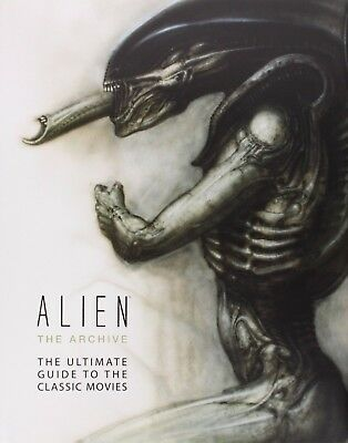 Alien the Archive Ultimate Guide to the Classic Movies Hardcover 2014