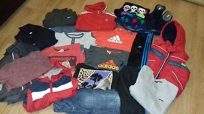 boys large bundle 7 8