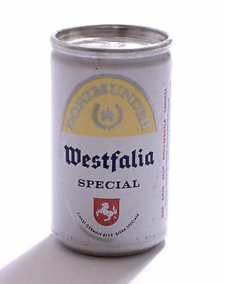 Miniatura Mini Lattina Birra Beer Bier - Dortmunder Westfalia - Cl. 2,5 Rara