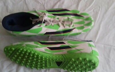Mens Astro turf trainers size 12 adidas