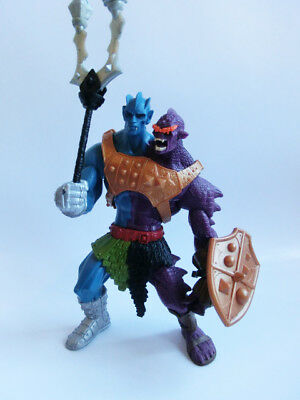 Masters Of The Universe 200X Two Bad Actionfigur He Man Motu Vintage Classic