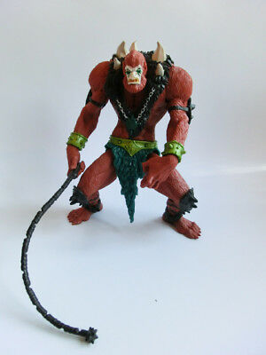 Masters Of The Universe 200X Beast Man Actionfigur He Man Motu Vintage Classic