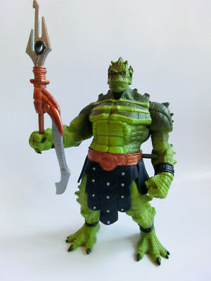 Masters Of The Universe 200X Whiplash Actionfigur He Man Motu Vintage Classic