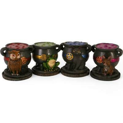 New Incense burner insence Fairy Home + FREE CONES HALLOWEEN GIFT