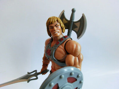Masters Of The Universe Classics He Man  Actionfigur He Man Motu Vintage