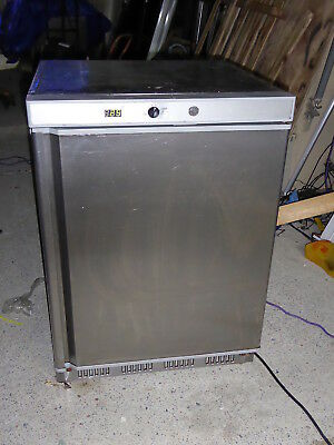 Fridge Commercial Bar Freezer Gets Nice And Cold Ex Lease